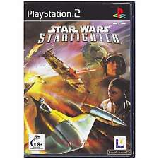 PLAYSTATION 2 STAR WARS STARFIGHTER PAL PS2 [UVG] YOUR GAMES PAL