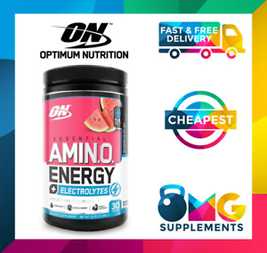 Amino Energy Electrolytes // Optimum Nutrition // 30 - 60 Serves