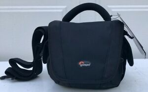 NWT LowePro Edit 120 Carry Bag Case Digital Camera Camcorder Video Range Shooter