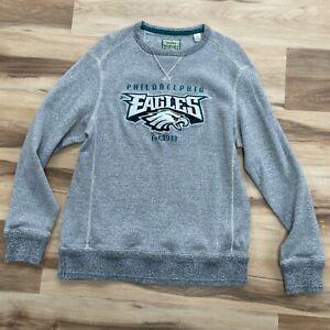 Tommy Bahama Philadelphia Eagles NFL Crewneck Sweater Men's Medium