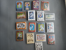 2012-2015 Topps Gypsy Queen Inserts Complete Your Set Pick Any 20 Cards
