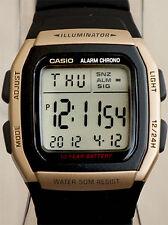 Casio Men's Multifunction Digital Sport Watch 10 Year Battery W96H-9AV New