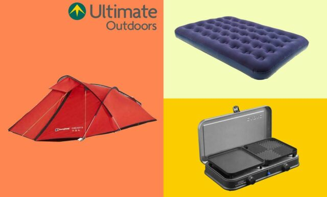 Camping & Hiking Equipment for sale | eBay