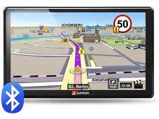 gps 7 pulgadas hd gps navegación bluetooth multimedia pantalla coche universal