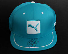 Rickie Fowler Hand Signed Puma Patch Tour Golf Hat PSA/DNA