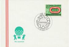 A 1150 WIEN VIII. Kongress Wien PTT 1975