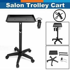 Beauty Rolling Trolley Cart Stand Hair Salon SPA Tray Storage Equipment Cart