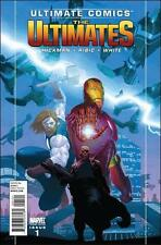 1:15 variant ULTIMATE COMICS THE ULTIMATES 1 THOR IRON MAN COVER avengers MARVEL