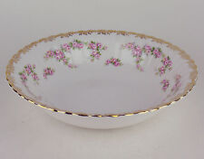 Round Serving Bowl Royal Albert Dimity Rose vintage bone china England