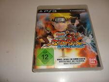 PlayStation 3  Naruto Shippuden: Ultimate Ninja Storm Generations