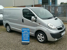 Vivaro Manual 0 Commercial Vans & Pickups