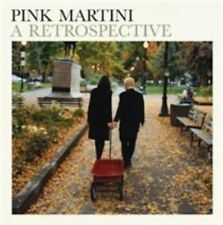 a Retrospective Pink Martini 1 Disc 5060001274638 CD