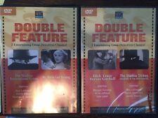 4 Detective Classics, Dick Tracy, The Shadow, Mr. Moto