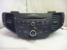 11-14 ACURA TSX Premium Audio OEM Radio Cd MP3 & Code 1XA9 39100-TL2-A110 CT5431