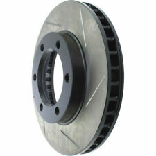 Disc Brake Rotor-4WD Front Left Stoptech 126.68000SL