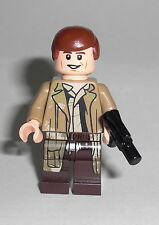 LEGO Star Wars - Han Solo (Endor Outfit) - Figur Minifig Tydirium Shuttle 75094