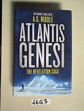 Riddle ATLANTIS GENESI (46 G 3)