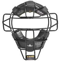 All-Star Baseball and Softball Umpire Mask - LMX FM25UMP: LMX - Black