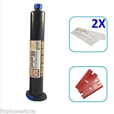 PREMIUM 50 ML FPS UV LOCA GLUE-LIQUID OPTICAL CLEAR ADHESIVE-LCD GLASS REPAIR