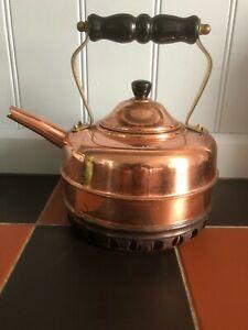 Genuine Simplex Handmade Kettle  Copper Gas Stove Hob.