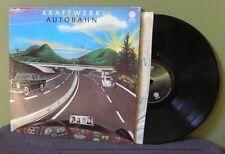 """Kraftwerk """"Autobahn"""" LP VG+ OOP Orig US Press Can Faust"""