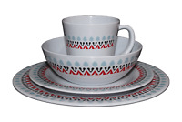 OLPRO Melamine Set 8 Piece - Witley Design