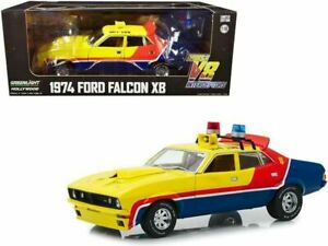 1:18 1974 Ford XB Falcon -- First of the V8 Interceptors -- Mad Max - Greenlight