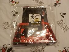 New listing Disney Mickey Mouse 90 Years Retro Pouch Set New Notebook Pouch Novelty Pen