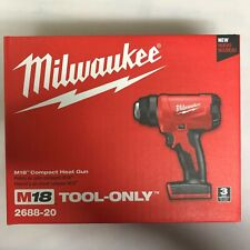 Milwaukee 2688-20 M18 Cordless Heat gun NEW in Box 2 DAY SHIPPING