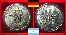 Fußball Football MEDAILLE MEDAL WM WC WORLD CHAMPIONSHIP 2006 TEAM ARGENTINIEN