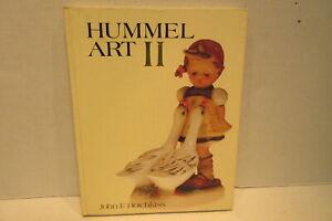 Hummel Art II Hardcover Book by John F. Hotchkiss 1981 First Edition