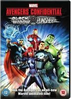 , Avengers Confidential - Black Widow And Punisher [DVD] [2014], New, DVD