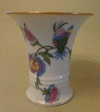 Philipp ROSENTHAL Art Deco EXOTIC BIRD PARROT PEONY Vintage Porcelain MARIA VASE