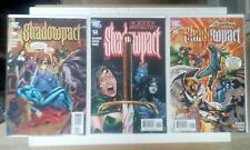 Shadowpact issues #10 12 + 15(DC,2007)Supernatural Super Group!