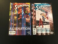 Superman #43 Variant High Grade Key DC Comic Book Bombshell Cover