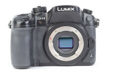 Panasonic Lumix DMC- GH4 16 MP Mirrorless Digital Camera Body SC: 10,033 #C04638