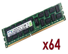 64x 8GB 512GB RDIMM ECC REG DDR3 1333 MHz Speicher f DELL PowerEdge R910 R920
