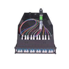 MTP-12 to 6x LC Duplex Type A 12 Fibers Single Mode MTP/MPO Cassette