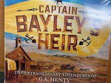 G.A Henty Audio Drama and Audio Adventure Captain Baileys Heir New Free Shipping