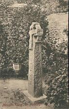 Mawgan, Cross at Nunnery  vintage pc    qq1206