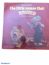 Billy Barty The little mouse that ROARED LP