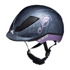 KED Helm Kinder PINA Fahrradhelm Reithelm Princess, Pferdefreunde, Unicorn, etc