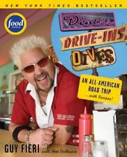 Diners, Drive-Ins and Dives: An All-American Road Trip ...with Recipes!-Ann Volk