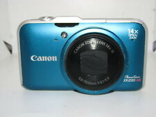 Canon PowerShot SX230 HS 12.1MP Digital Camera - BLUE
