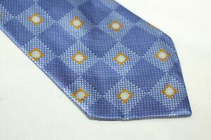 ITALO FERRETTI Silk tie Made in Italy F16350