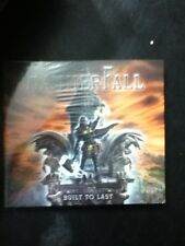 hammerfall built to last 2016 napalm records cd/dvd factory sealed power metal