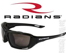 Radians Extremis Smoke Anti Fog Safety Glasses Padded Sunglasses Z87.1