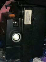 Vintage Antiqe Bell & Howell 10MS Dual 8mm Super 8mm/ Std 8mm  Movie Projector !