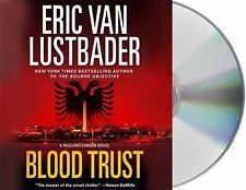 BLOOD TRUST unabridged audio book on CD by ERIC VAN LUSTBADER