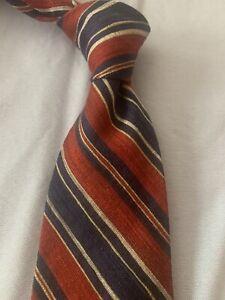 J. Press Shantung Silk Tie